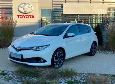 Vente Toyota Auris 1.2 Turbo 116ch TechnoLine Occasion