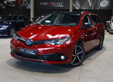 Vente Toyota Auris 1.8i HYBRID Black Edition E-CVT Occasion