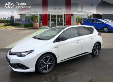 Vente Toyota Auris HSD 136h Collection Occasion