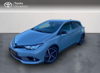 Achat Toyota Auris HSD 136h Collection RC18 Occasion