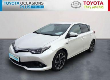 Achat Toyota AURIS HSD 136h Design Occasion