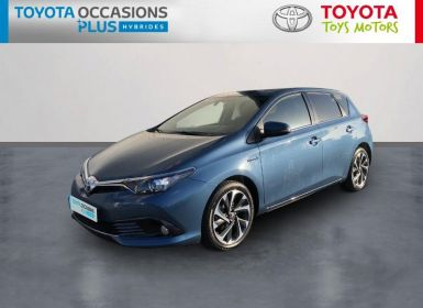 Acheter Toyota AURIS HSD 136h Design Occasion