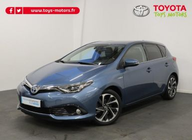 Voiture Toyota AURIS HSD 136h Design Occasion