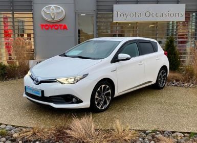 Voiture Toyota AURIS HSD 136h Design Occasion