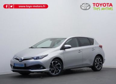 Toyota Auris HSD 136h Design
