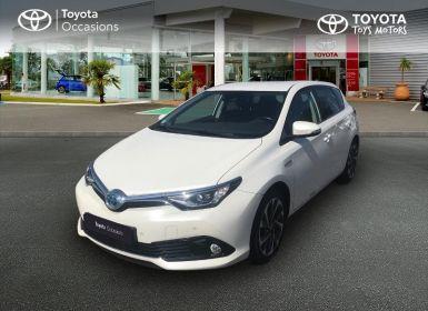 Vente Toyota Auris HSD 136h Design Occasion