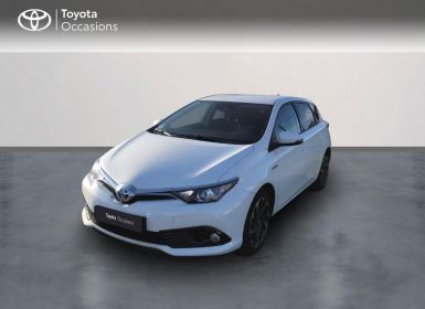 Voiture Toyota AURIS HSD 136h Design RC18 Occasion