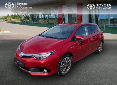 Vente Toyota Auris HSD 136h Design RC18 Occasion