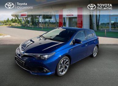 Achat Toyota Auris HSD 136h Design RC18 Occasion
