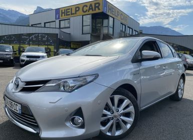 Vente Toyota Auris HSD 136H EXECUTIVE CONNECT 5P Occasion