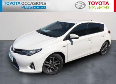 Vente Toyota AURIS HSD 136h Feel! Occasion