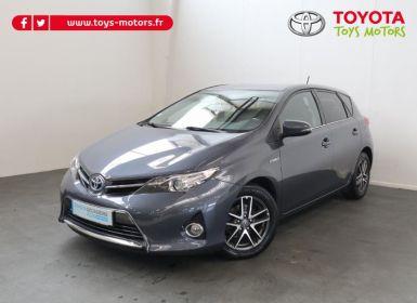 Vente Toyota Auris HSD 136h Feel! Occasion