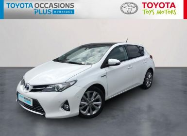 Vente Toyota AURIS HSD 136h Style Occasion