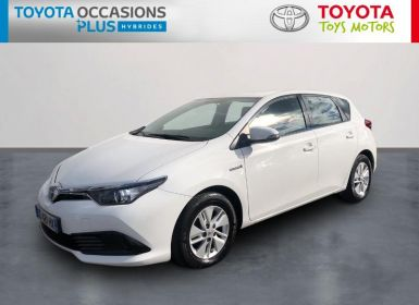 Vente Toyota AURIS HSD 136h Tendance Occasion