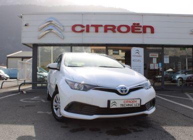 Vente Toyota Auris MY17 HYBRIDE 136H Tendance Occasion