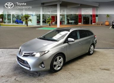 Vente Toyota Auris Touring Sports 124 D-4D Style Occasion
