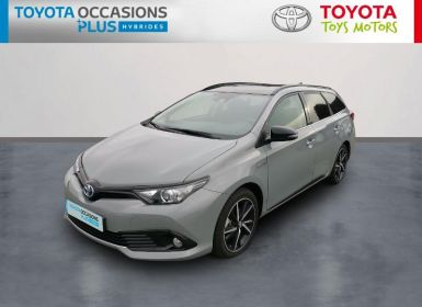 Voiture Toyota AURIS TOURING SPORTS HSD 136h Collection Occasion