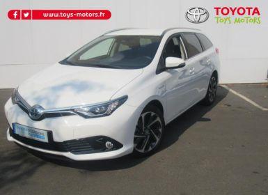 Acheter Toyota AURIS TOURING SPORTS HSD 136h Design Occasion