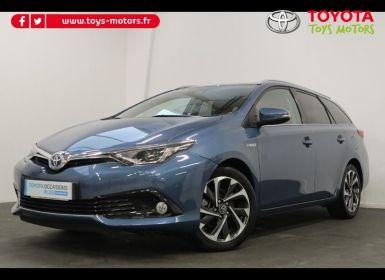 Vente Toyota Auris Touring Sports HSD 136h Design Occasion