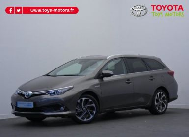 Vente Toyota Auris Touring Sports HSD 136h Design Occasion