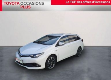 Vente Toyota AURIS TOURING SPORTS HSD 136h Design RC18 Occasion
