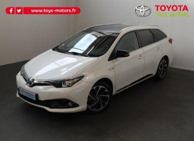 Vente Toyota Auris Touring Sports HSD 136h Salomon Occasion
