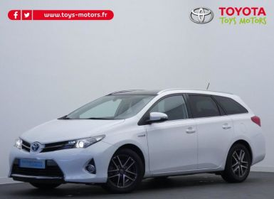 Vente Toyota AURIS TOURING SPORTS HSD 136h SkyBlue Occasion