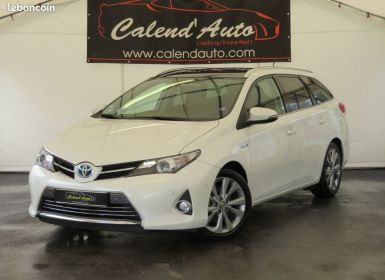 Vente Toyota Auris Touring Sports hybride 136h style Occasion
