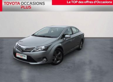 Achat Toyota AVENSIS 124 D-4D Limited Edition 4p Occasion
