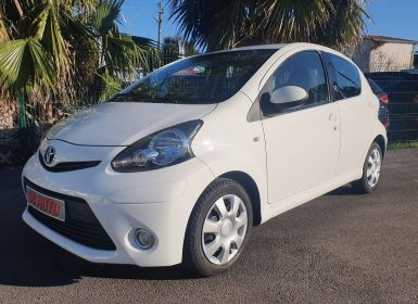 Voiture Toyota AYGO 1.0 VVT-I 68CH DYNAMIC MMT 5P Occasion
