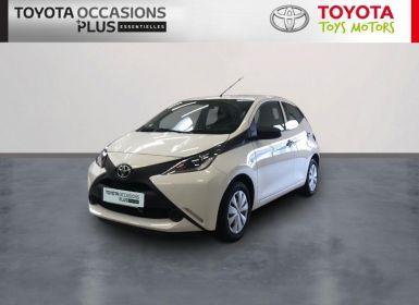 Voiture Toyota AYGO 1.0 VVT-i 69ch Stop&Start x 5p Occasion