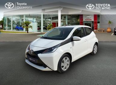 Toyota Aygo 1.0 VVT-i 69ch Stop&Start x-play 5p Occasion