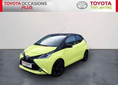 Toyota AYGO 1.0 VVT-i 69ch x-cite 3 Jaune Fizz 5p Occasion