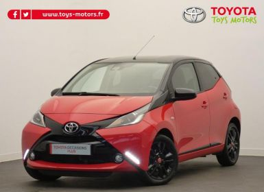 Voiture Toyota AYGO 1.0 VVT-i 69ch x-cite 4 5p Occasion
