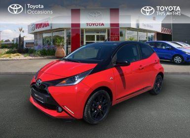 Vente Toyota Aygo 1.0 VVT-i 69ch x-cite 4 x-shift 5p Occasion