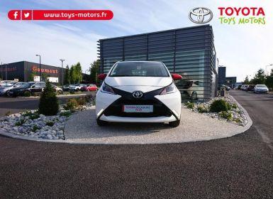 Acheter Toyota AYGO 1.0 VVT-i 69ch x-play 3p Occasion
