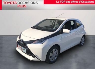 Voiture Toyota AYGO 1.0 VVT-i 69ch x-play 3p Occasion