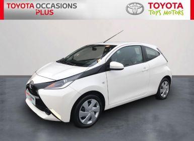 Achat Toyota AYGO 1.0 VVT-i 69ch x-play 3p Occasion