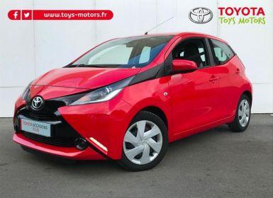 Acheter Toyota AYGO 1.0 VVT-i 69ch x-play 5p Occasion