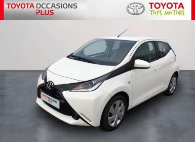 Voiture Toyota AYGO 1.0 VVT-i 69ch x-play 5p Occasion