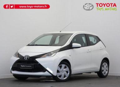 Vente Toyota Aygo 1.0 VVT-i 69ch x-play 5p Occasion