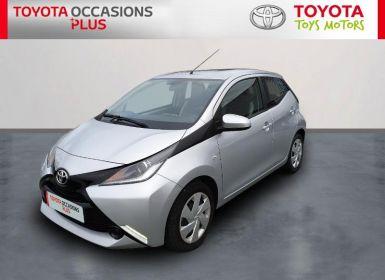 Vente Toyota AYGO 1.0 VVT-i 69ch x-play x-shift 5p Occasion