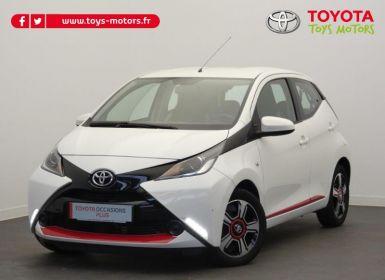 Toyota Aygo 1.0 VVT-i 69ch x-play x-shift 5p