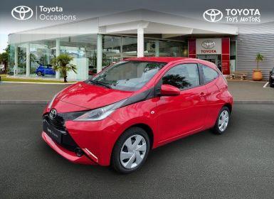 Vente Toyota Aygo 1.0 VVT-i 69ch x-red 2018 3p Occasion
