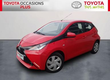 Vente Toyota AYGO 1.0 VVT-i 69ch x-red 2018 5p Occasion