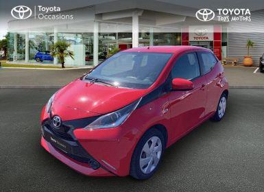 Achat Toyota Aygo 1.0 VVT-i 69ch x-red 2018 5p Occasion