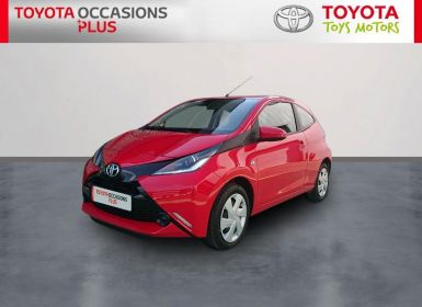 Vente Toyota AYGO 1.0 VVT-i 69ch x-red 3p Occasion