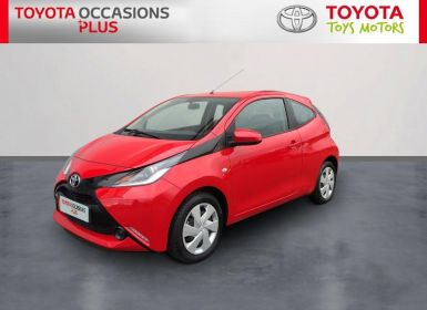 Achat Toyota AYGO 1.0 VVT-i 69ch x-red 3p Occasion