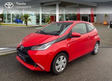 Toyota Aygo 1.0 VVT-i 69ch x-red 3p