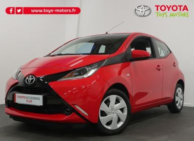 Achat Toyota AYGO 1.0 VVT-i 69ch x-red 5p Occasion